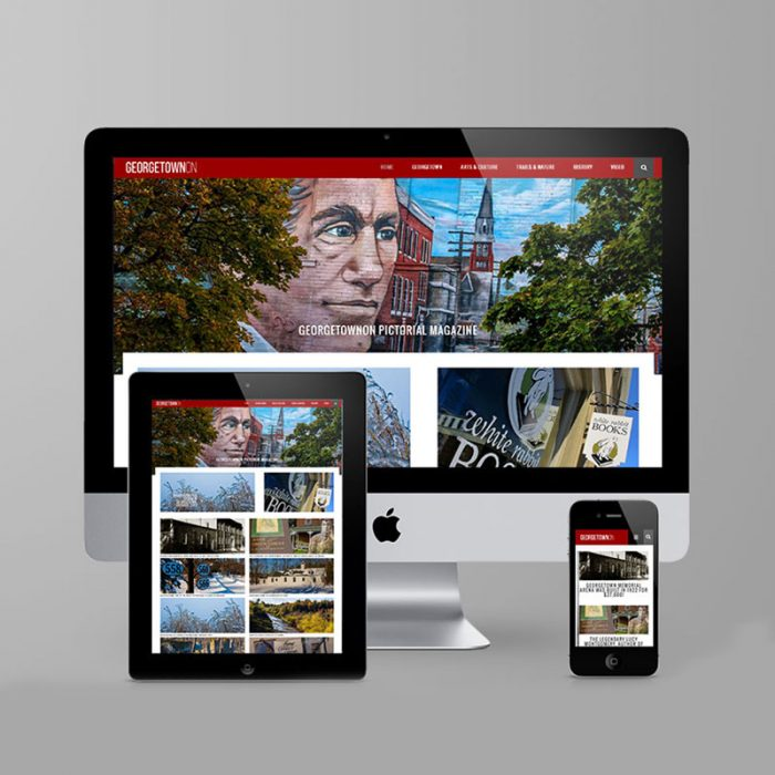 GeorgetownOn Community Website
