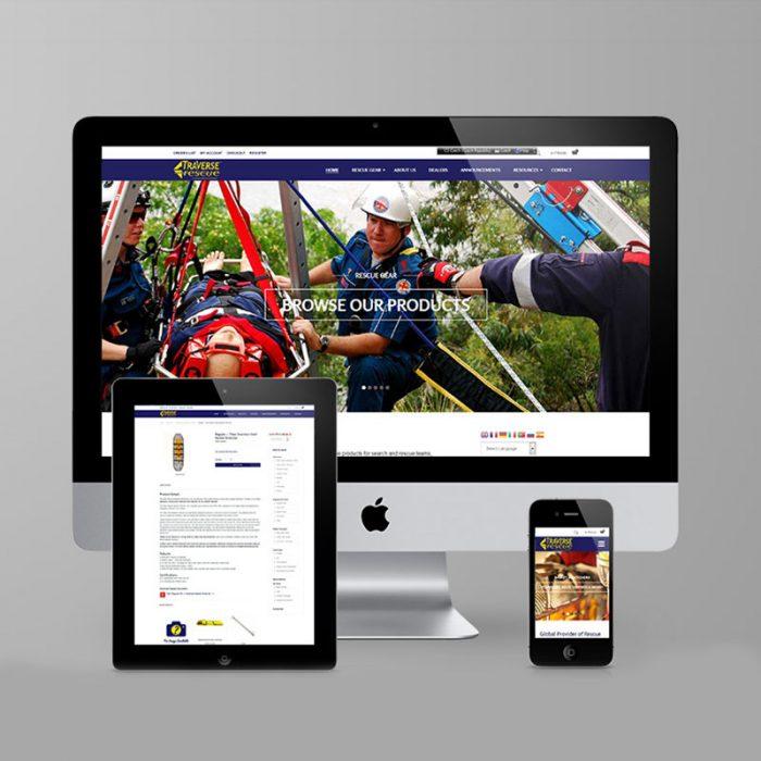 Traverse Rescue – Online Catalogue